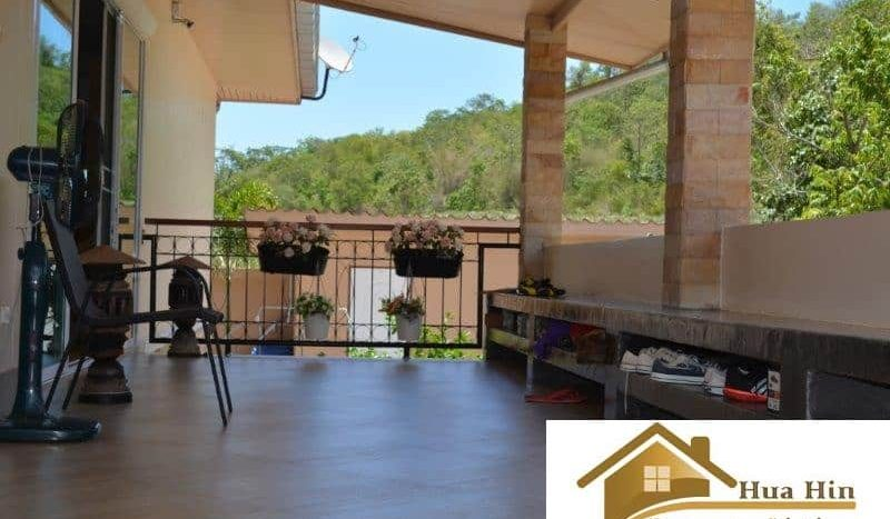 Hua Hin House For Sale With Beautiful Mountain view