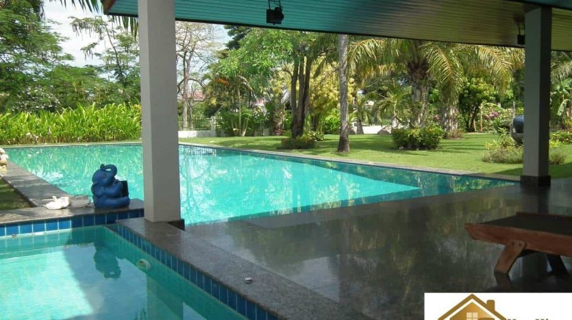 5 Bedroom Pool Villa For Sale In Palm Hills Cha am