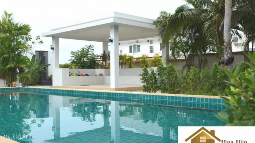 4 Bed 4 Bath Private Pool Villa For sale
