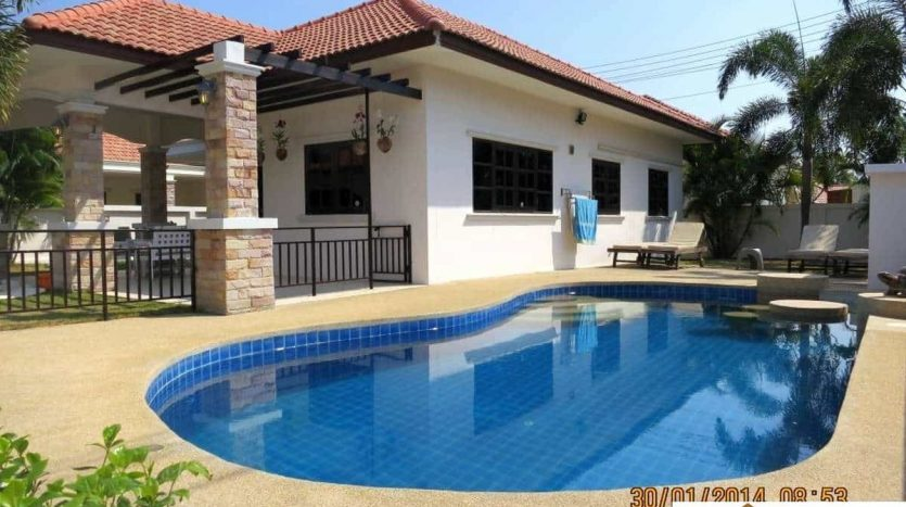 Orchid Paradise villa for sale Hua Hin