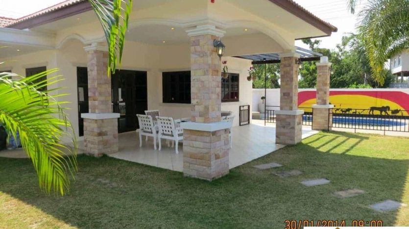 3 Bed Pool Villa On An Estate Near Black Mountain Hua Hin
