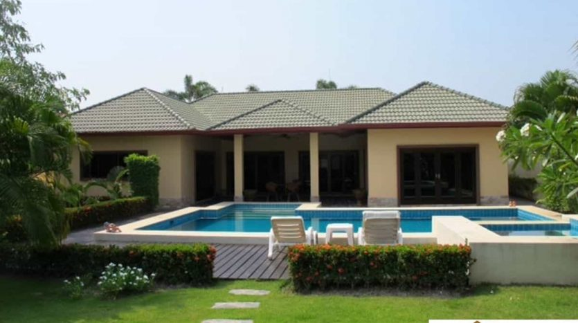 Coconut Gardens Hua Hin House for sale