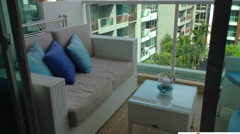 Beautifully Furnished 2 Bed Condo At Sea Craze Hua Hin