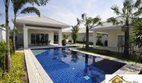 Brand New Hua Hin Pool Villas - Hot Property Deal 2017