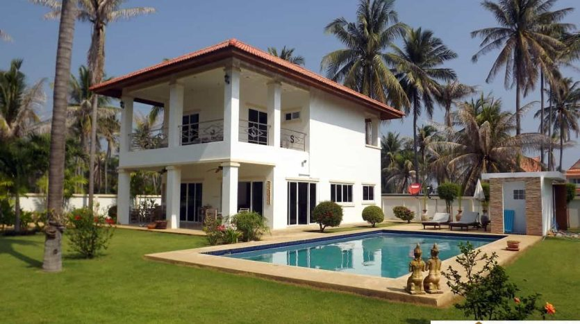 Sam roi yod Pool Villa For Sale Thailand