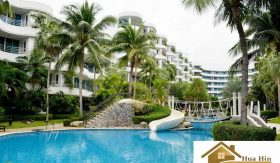 Fully Furnished Beachside Condo For Sale Hua Hin