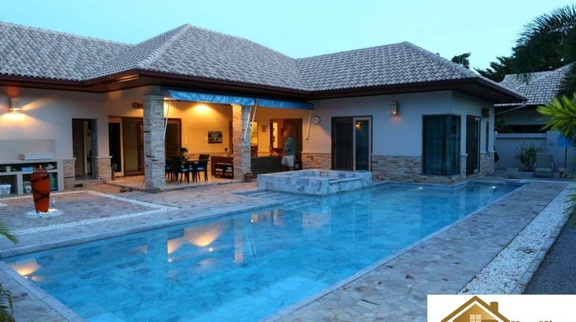Hana village Pranburi for sale Thailand