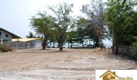 Absolute Hua Hin Beachfront Land for Sale – 2000 sqm.