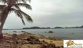Absolute Beachfront Land For Sale In Chumphon – 14 Rai