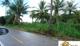 Land For Sale Investment Huay Yang – Thap Sakae