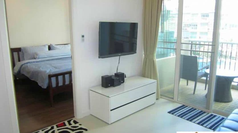 Fully furnished 1 Bed Condo For Sale Hua Hin