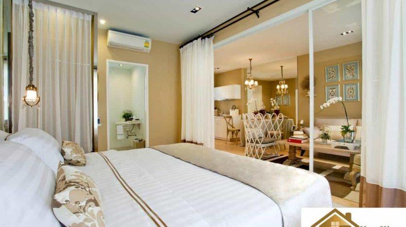 Beachfront 1 Bed Hua Hin Condo Unit For Sale