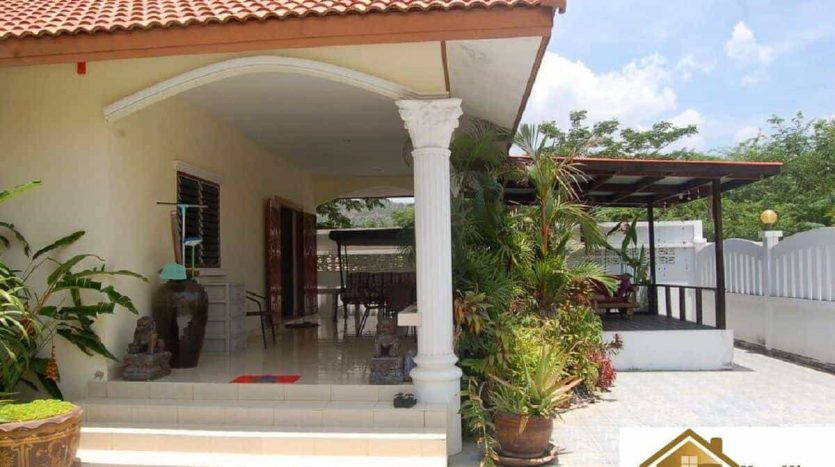 Nice Private 3 Bedroom Villa For Sale In Hua Hin