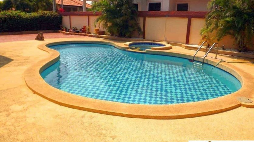 Private 3 Bed Hua Hin Resale Pool Villa - Ready to Move In