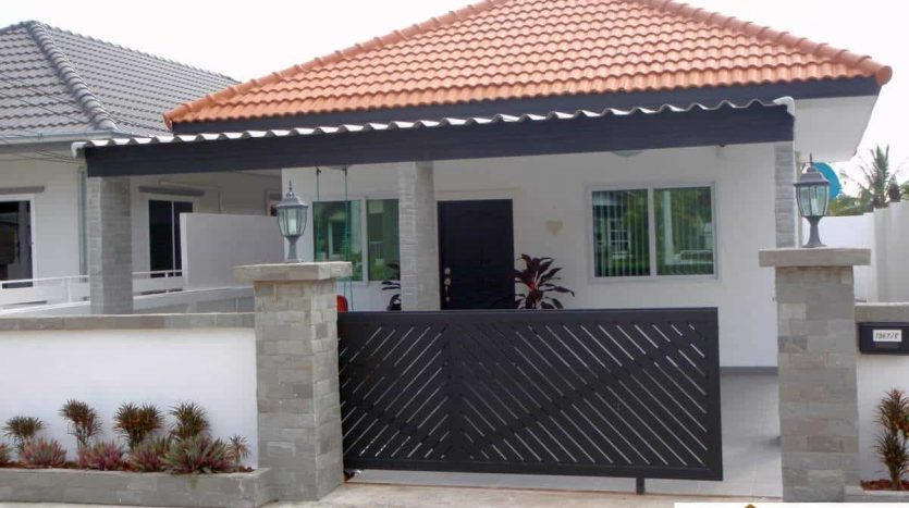Reduced Villa For Resale In Cha Am