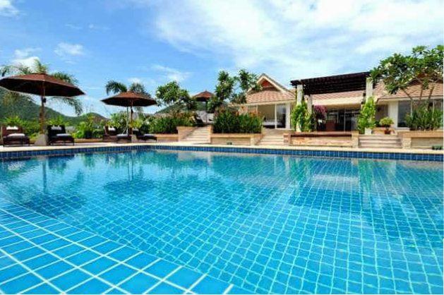 Baan Ing Phu Residential development Hua Hin