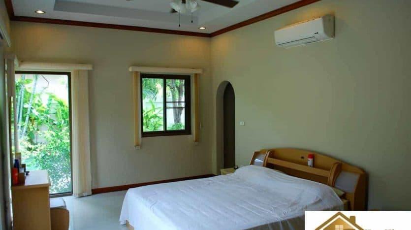 Fully Furnished Resale Pool Villa In Pranburi