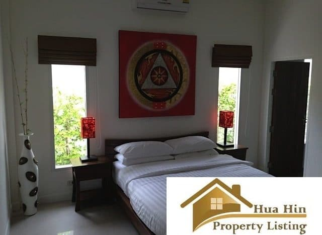 Furnished 4 Bed Hua Hin Pool Villa For Sale
