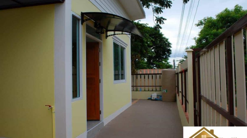 Hua Hin Twin Houses For Sale In Khao Takiab
