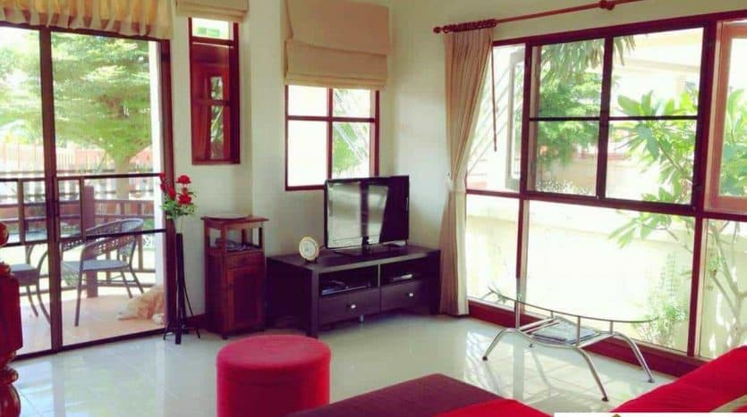 Near Beach 3 Bed Pranburi Villa For Sale In Development