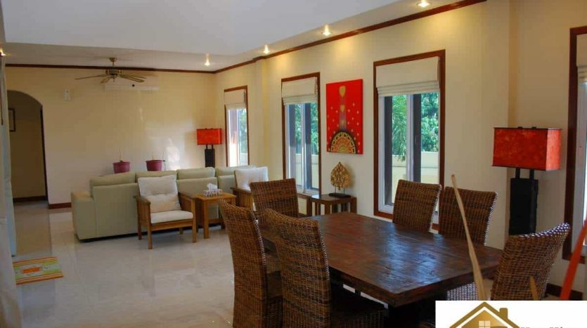 Reduced 3 Bed Hua Hin Pool Villa For Sale In A Development