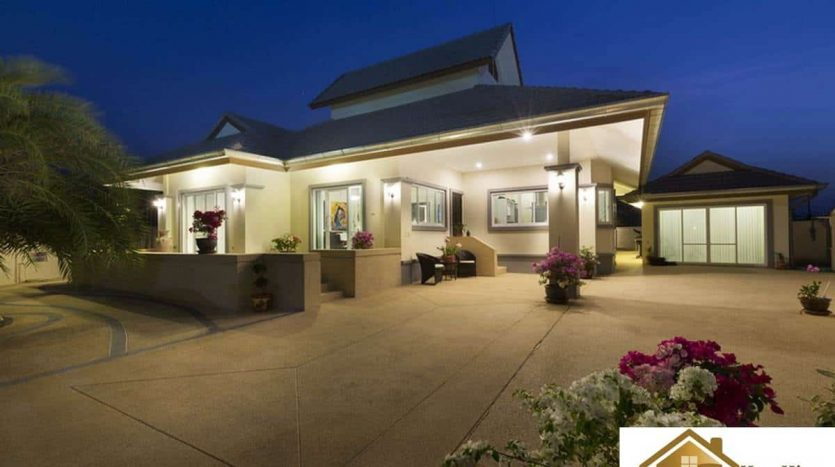 Resale 3 Bed Hua Hin Pool Villa For Sale – Popular Estate