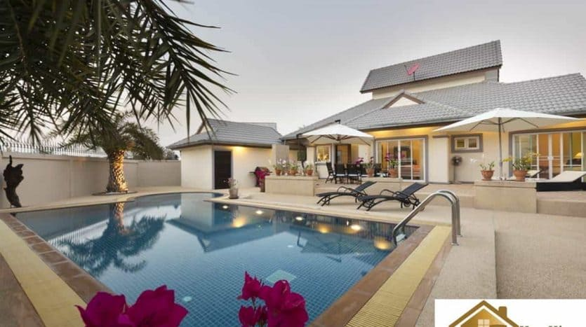 Resale 3 Bed Hua Hin Pool Villa For Sale - Popular Estate