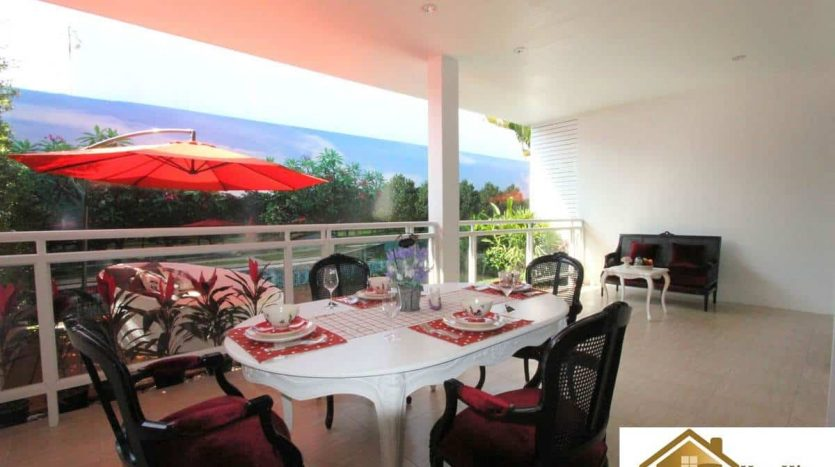 Retirement Living In A Fully Serviced Condominium Hua Hin