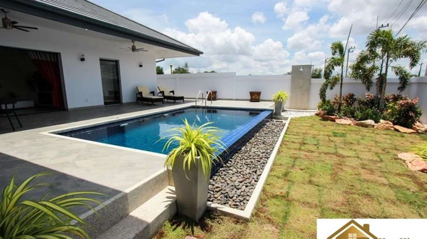 Stunning Hua Hin Pool Villas With Option To Customize