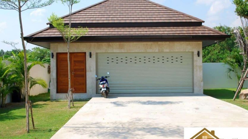 New Built Hua Hin Pool Villa In A Convenient Location