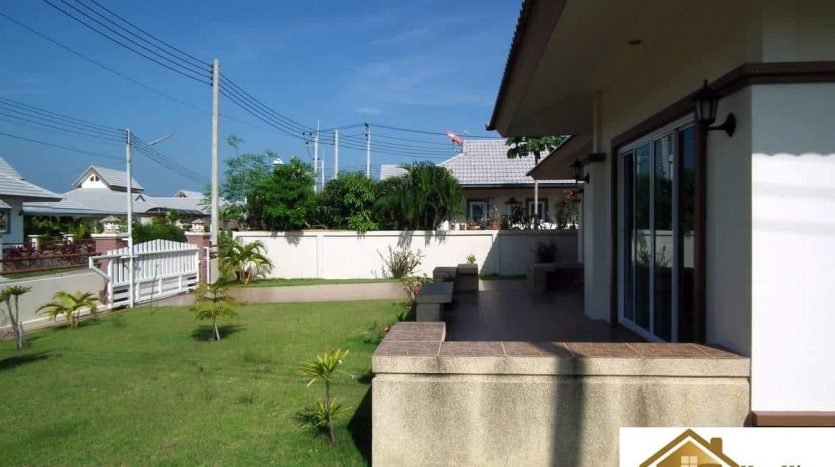 Reduced Hua Hin 3 Bed Villa In A Completed Estate