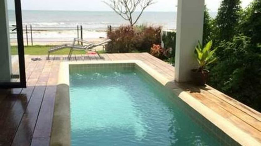 Stunning Kui Buri Beach Pool Villa Ideal For Investment