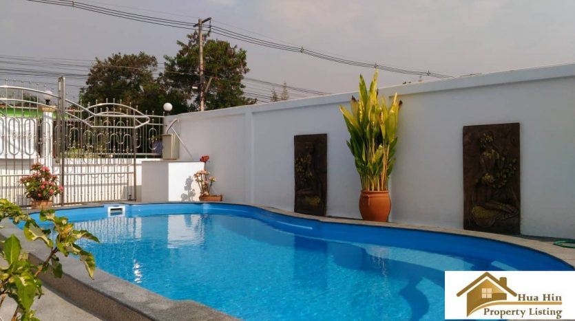 Hua Hin Standalone Resale Home With Private Pool