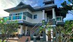 Kui Buri beachfront Home With Private Beach Access
