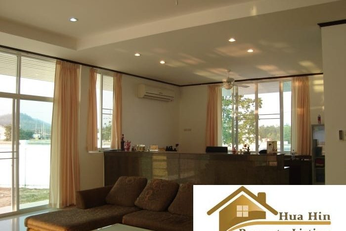 Standalone 3 Bed Large Plot Home In Hua Hin