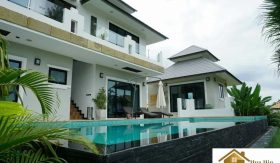 Spacious Living Hua Hin 4 Bed 5 Bath Private Pool Villa