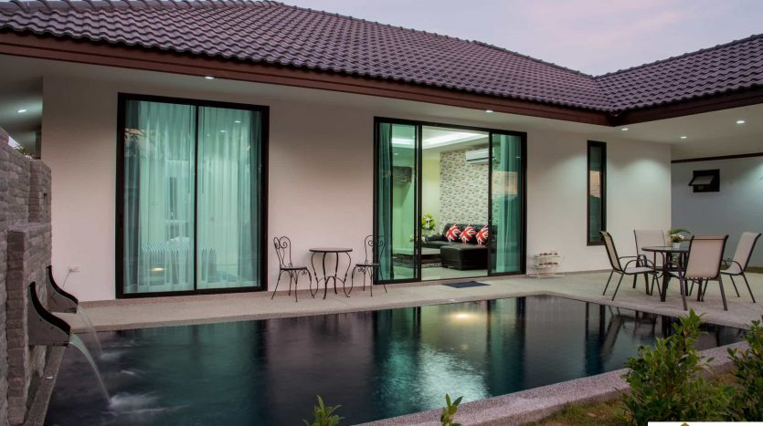 Mill Pool Villa – Brand New Hua Hin Pool Villa Soi 102