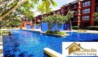 Spacious 2 Bedroom Hua Hin Condo With Pool View