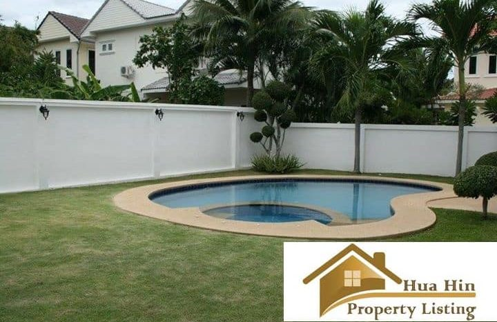 Stunning 4 Bed Hua Hin Private Pool Villa – Fantastic Value