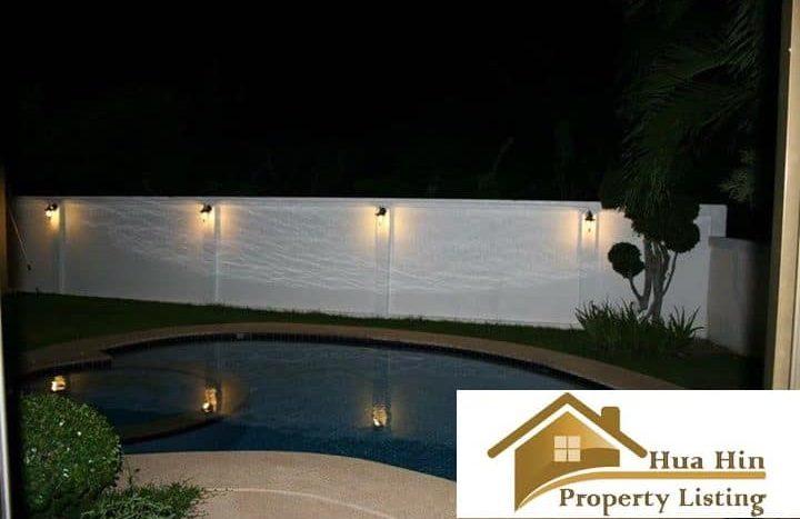 Stunning 4 Bed Hua Hin Private Pool Villa – Fantastic Value