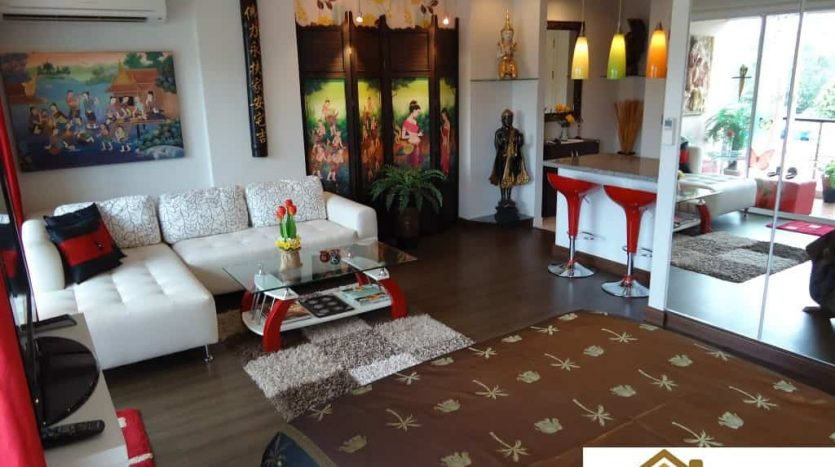 Stunning Hua Hin Mountain View Condo Town Center