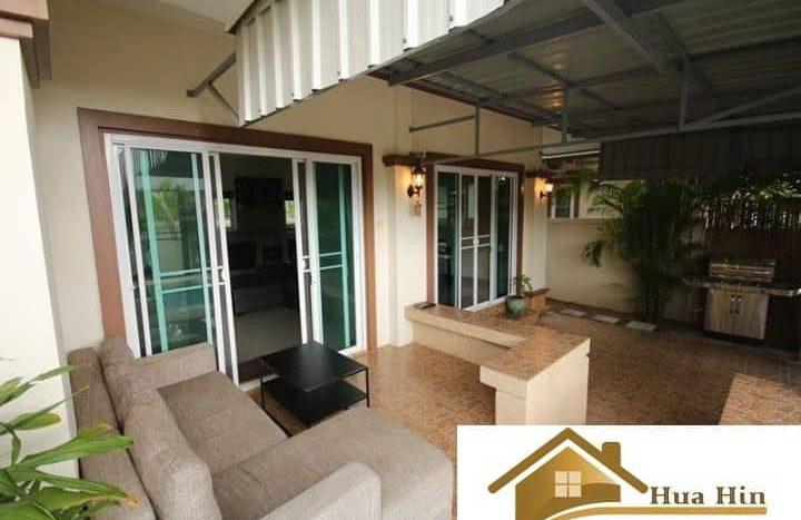 Good Value 2 Bed Pool Villa Hua Hin In A Matured Estate