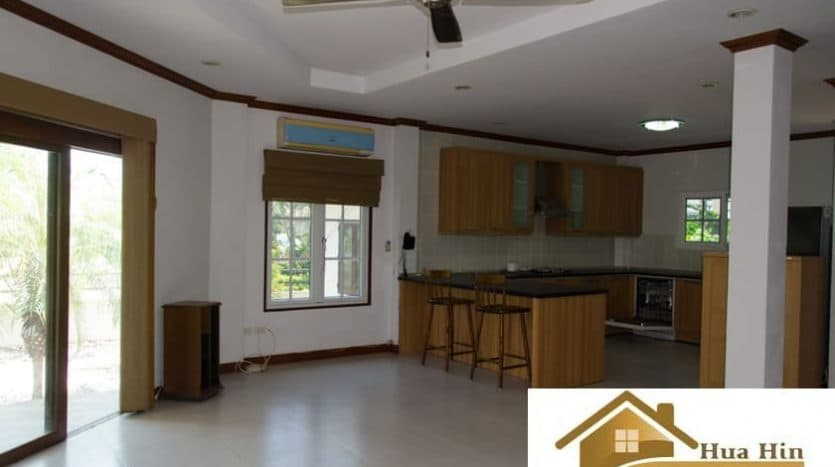 Ready To Move In 2 Storey Hua Hin Villa In A Secured Estate