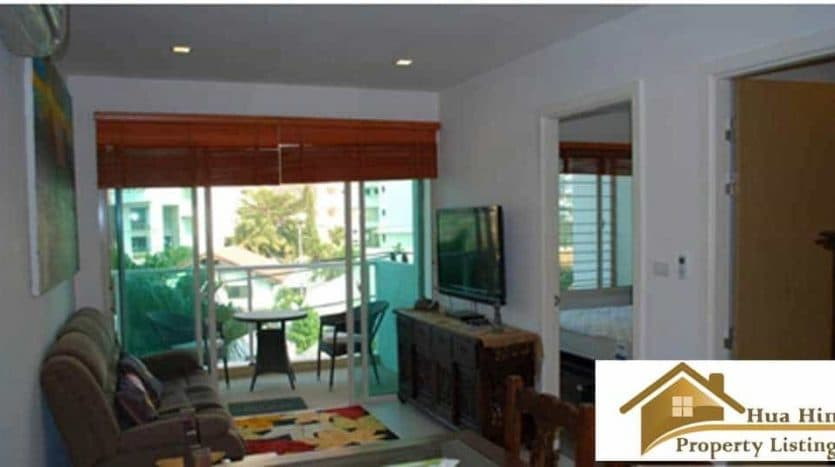 Well situated 1 bed Condo Near Khao Takiab Beach Hua Hin