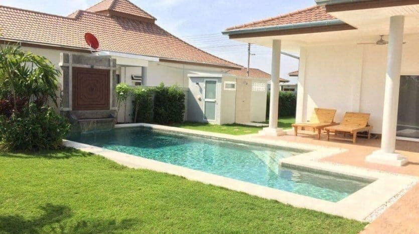 Beautiful Resale Hua Hin Home In An Awarded Development