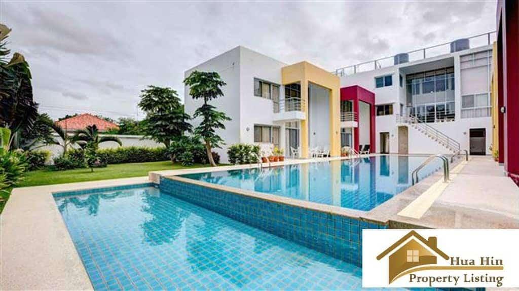 Boutique hotel for sale in prime location hua hin for Boutique hotel for sale