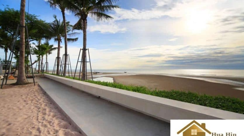 Spacious Hua Hin Condo Unit Available In A Modern Style Condominium