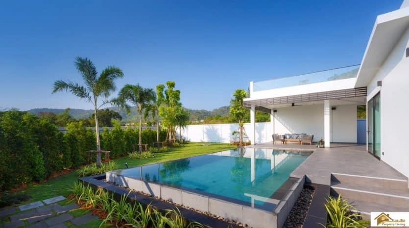Brand New Sivana Hideaway Luxury Pool Villa Hua Hin