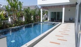 Sivana Garden Hua Hin Resale Pool Villa In Secured Development