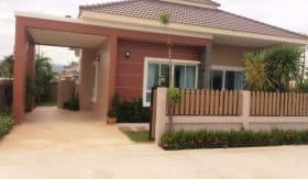 Affordable 2 bed Villa In Cha Am - Ideal Vacation Home